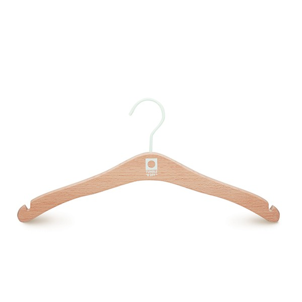 melody Hangers Top Wood