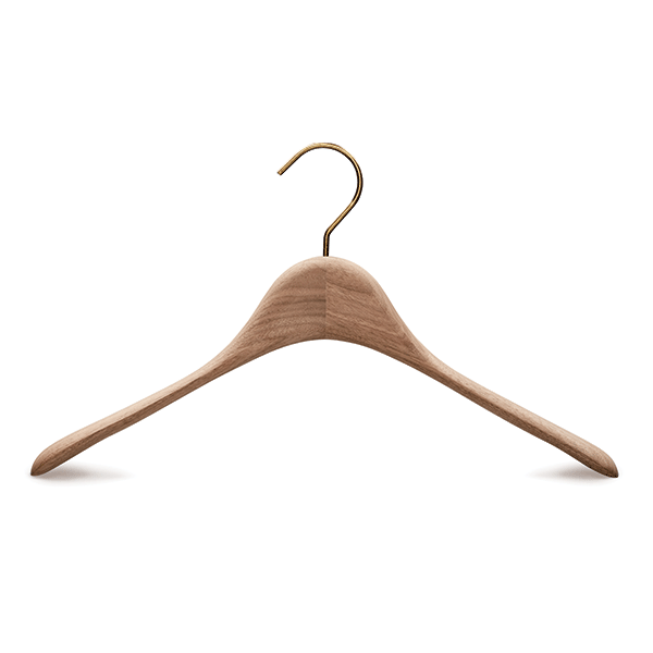 walnut top crafted collection Hangers walnut
