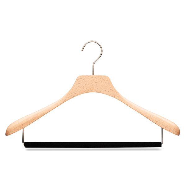 beech jacket bar beechwood crafted collection Hangers